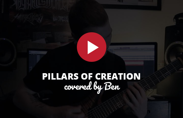 Ben Gilbey - playing Pillars of Creation by Keith Merrow